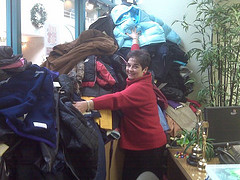 Century 21 M&M Modesto collected a mountain of Coats for Kids