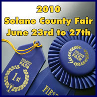 Solano County Fair, Northern California Events