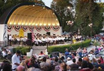 Concert in the Park, Modesto Ca