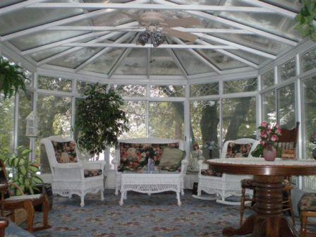 Wedgewood Inn Sun Room, Jackson, CA