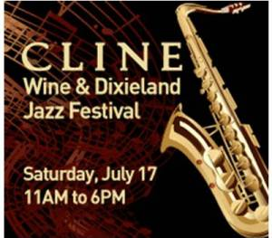 Cline Vinyards Jazz Festival in Sonoma County