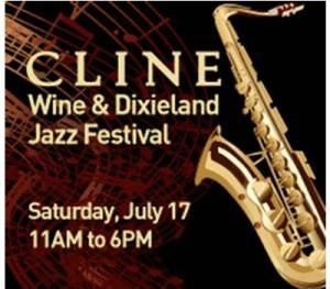 Cline Vinyards Jazz Festival in Sonoma County
