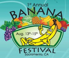 First Annual Banana Festival at Consumnes College