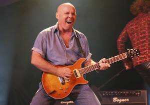 Ronnie Montrose of Xfest in Northern California