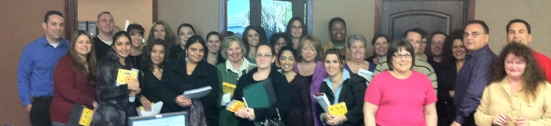 Century 21 M&M Transaction Coordinators and Staff 12/23/10