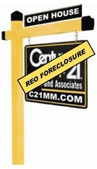 Buying an REO Foreclosure