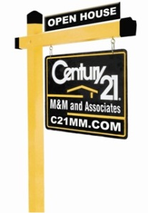 Century 21 M&M Markets your home to the world.