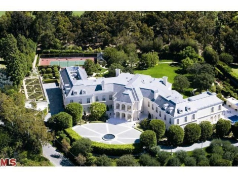 Candy Spelling's Manor