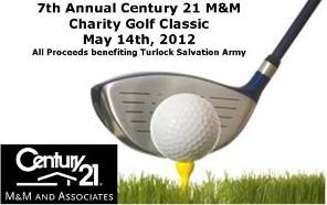 7th Annual Century 21 M&M Charity Golf Tournament, Turlock CA