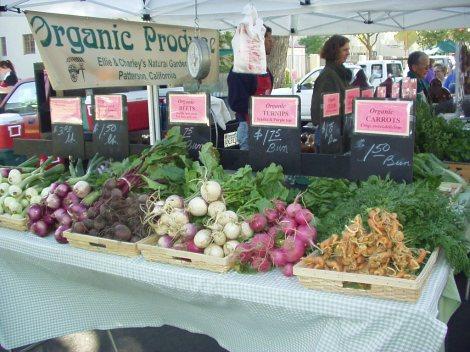 Oakdale Farmers Market