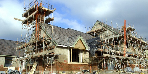 builders are building more new homes