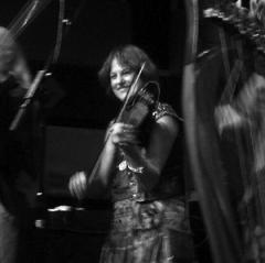 Sue Draheim, Celtic fiddler