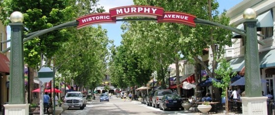 sunnyvale murphy arch