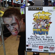 run with zombies san jose