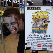 run with zombies san jose