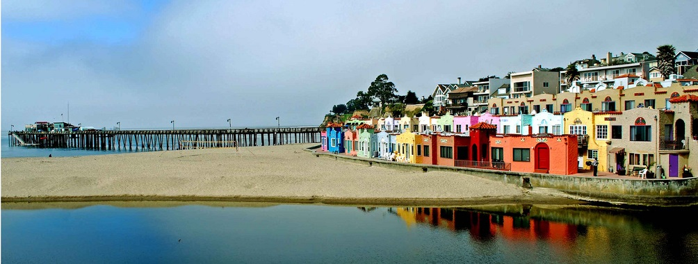 The city of capitola represents the best of california s for Beach cities in california