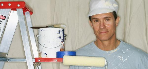 Portrait of Commercial Painter